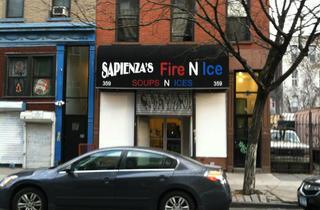 Sapienza's Fire N Ice (CLOSED)