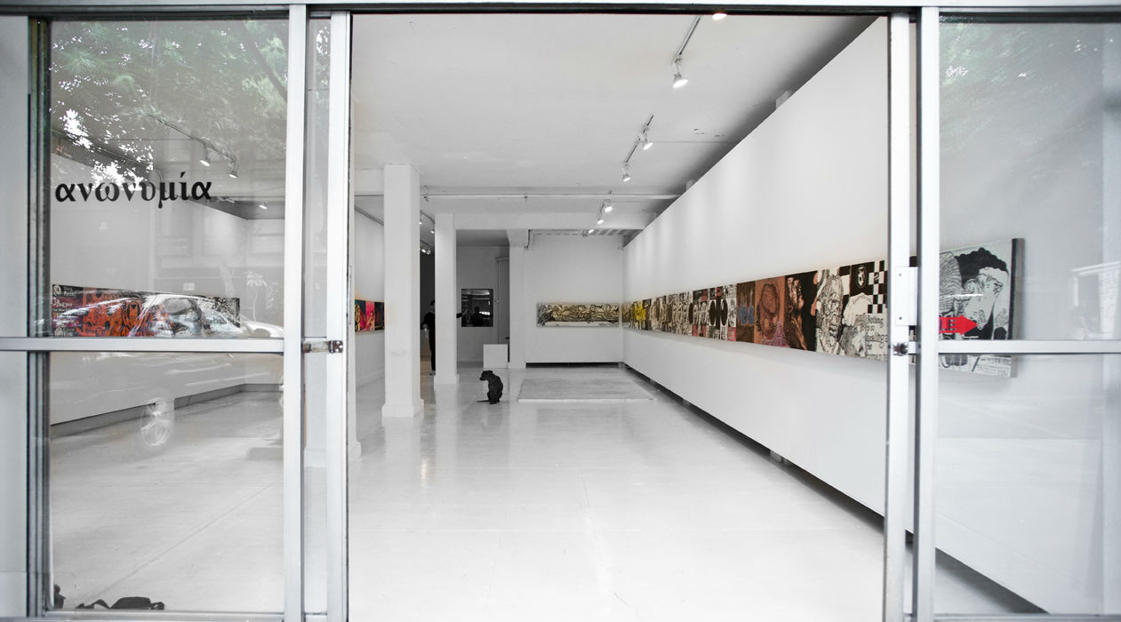 Anonymous Gallery, un espacio de arte contemporáneo en la Pensil