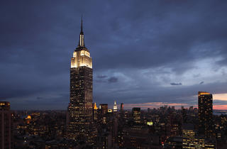 (Photograph: Courtesy Empire State Building Company)
