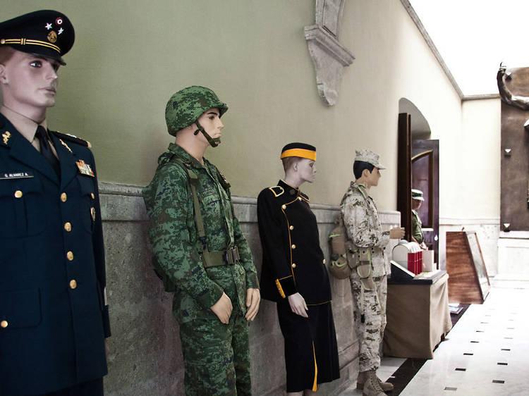 Museo del Ejército y Fuerza Aérea Mexicanos Bethlemitas