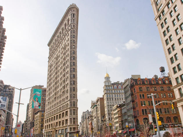 Gramercy and Flatiron