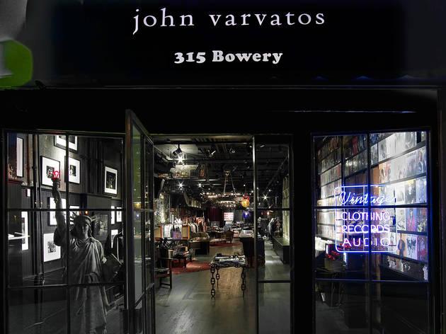 John Varvatos (Photograph: John Varvatos)