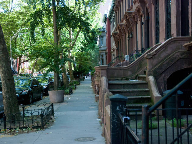 Tour a historic Brooklyn 'hood