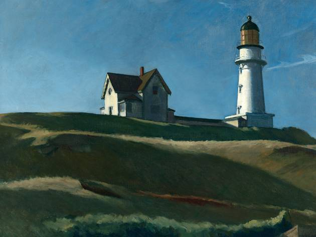 ('Lighthouse Hill' / © Image courtesy Dallas Museum of Art)
