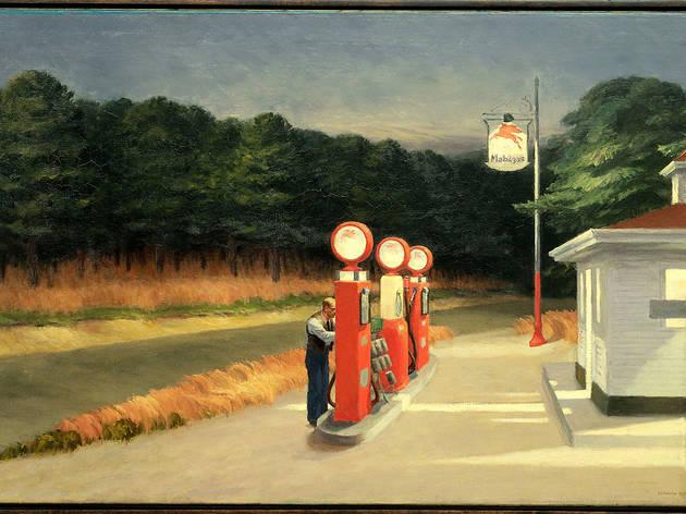 ('Gas', 1940 / © 2012. Digital image, The Museum of Modern Art, New York/Scala, Florence)
