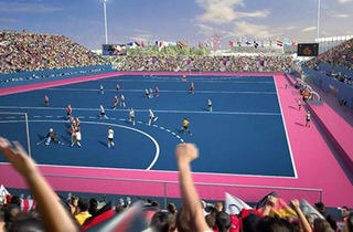 Olympic Park Hockey Centre