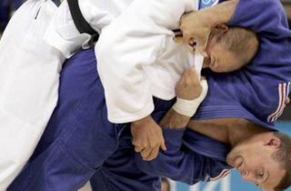 Judo (Photograph: Jussi Nukari / Rex USA)