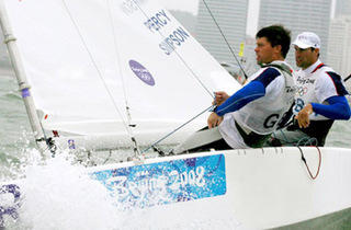 Yachting (erm, sailing) (Photograph: Top Photo Group / Rex USA)