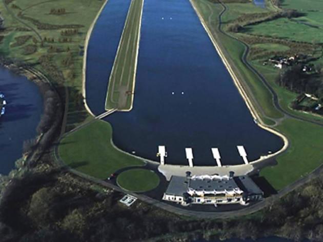 Eton Dorney Rowing Centre
