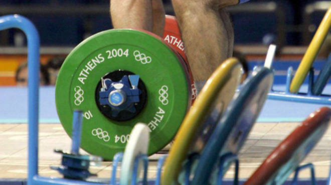 2004 Olympic Games, Athens, Greece