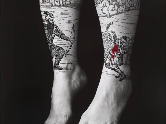 ('Divine Rebellion', 2012 / © Shirin Neshat / Courtesy Galerie Jérôme de Noirmont, Paris)