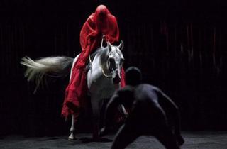 Le Centaure et l'animal (© Nabil Boutros )