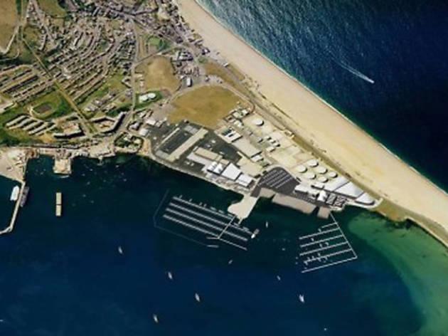 Weymouth and Portland National Sailing Academy