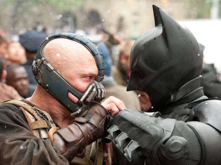 Film • Batman : The Dark Knight Rises