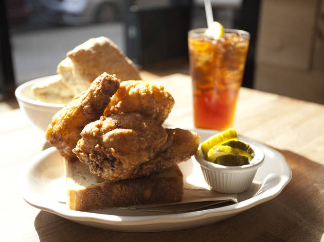 The best cheap fried chicken