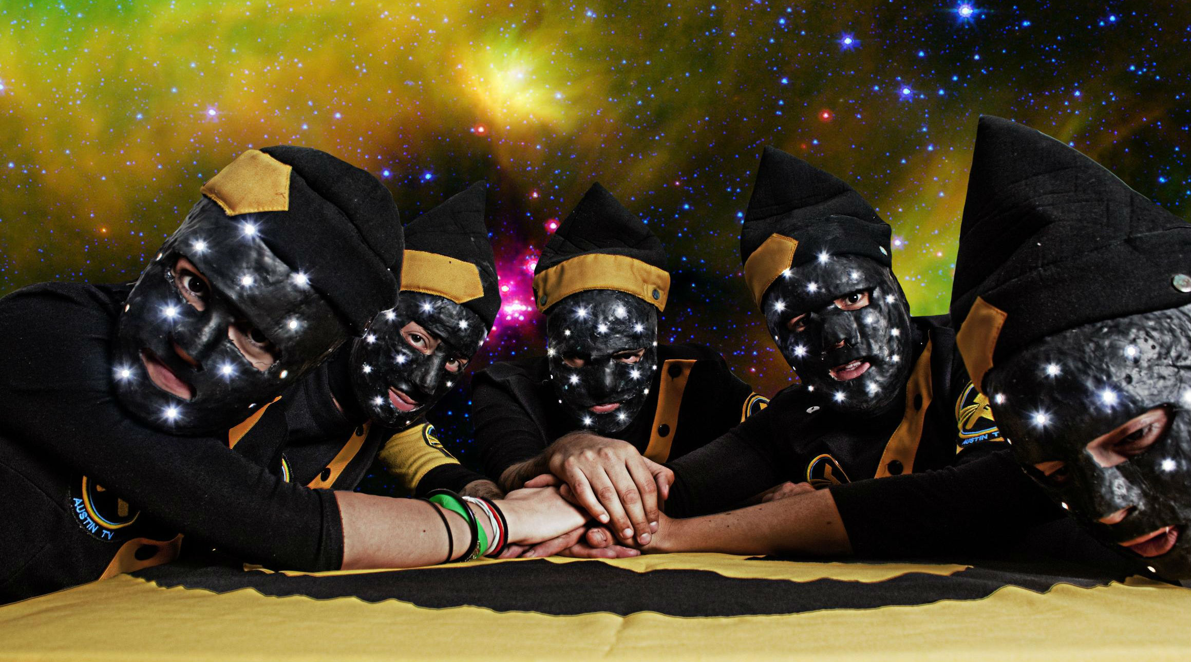 Austin TV, banda de rock instrumental de la CDMX