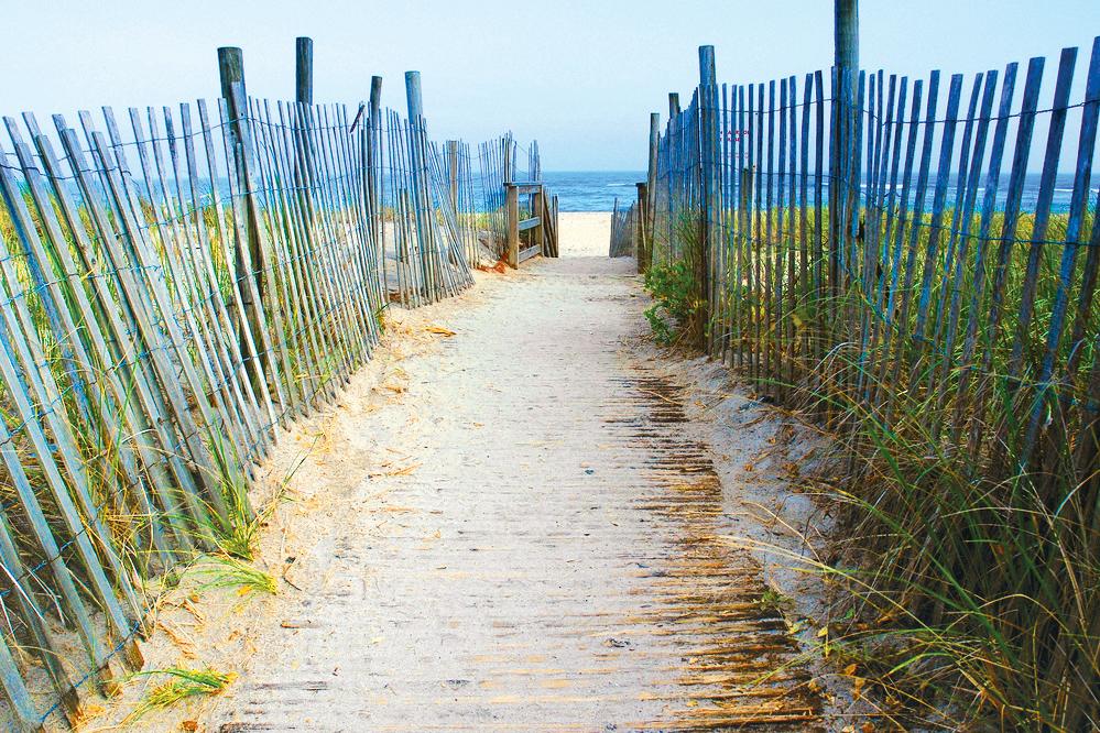 New York beaches off the beaten track