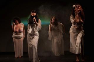 In the Bush Again: Kate Bush Burlesque
