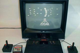 Les ancêtres (Atari 2600 / © histoire.info.online.fr)