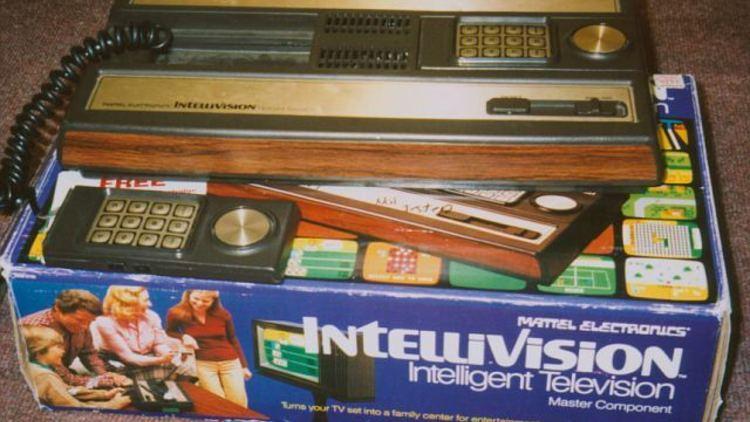 Les ancêtres (Mattel Intellivision / © oldiesrising.com)