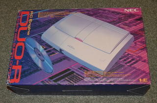 Les 8-bit (NEC PC Engine / © Camille Coste)