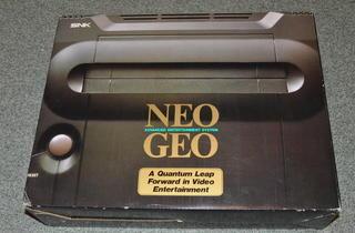 Les 16-bit (Neo Geo / © Camille Coste)