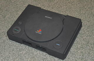 Les 32-bit (PlayStation / © Camille Coste)