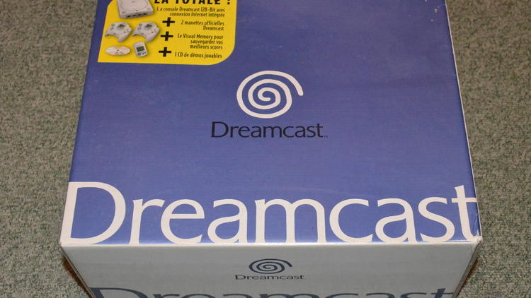 Les 128-bit (Dreamcast / © Camille Coste)