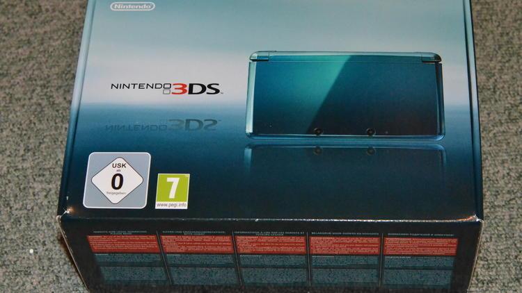 Les portables (Nintendo 3DS / © Camille Coste)