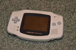 Les portables (Game Boy Advance / © Camille Coste)