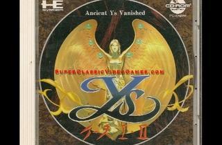 ('Ys', le 'Zelda' de NEC PC Engine, dont le héros, Adol, ressemble à un Link version rouge / DR)