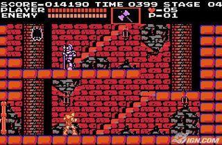 ('Castlevania' sur NES / DR)