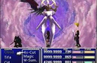 ('Final Fantasy VII' / DR)