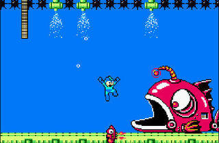 ('Megaman II' sur NES / DR)