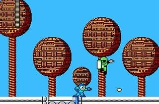 ('Megaman' sur NES / DR)