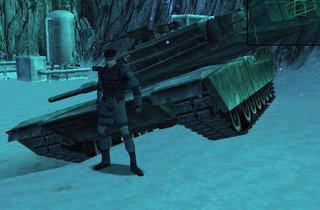 ('Metal Gear Solid' sur PS1 et PC / DR)