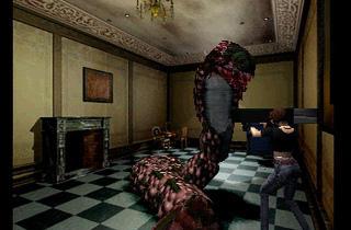 ('Resident Evil Director's Cut' sur PS1 / DR)
