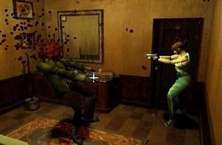 ('Resident Evil' sur PS1 / DR)