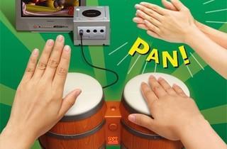 ('Les tam-tam de Donkey Kong Jungle Beat' sur GameCube / DR)