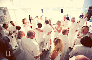 New Museum White Party