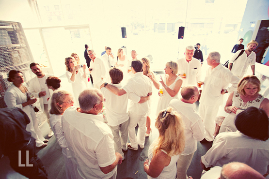 New Museum of Contemporary Art's White Party