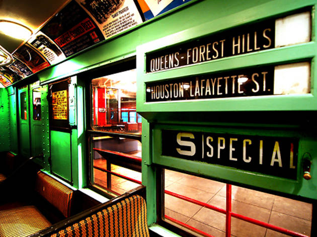 Transit Museum Nostalgia Rides