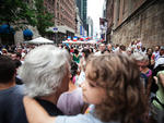 Francophiles storm Bastille Day on 60th Street.