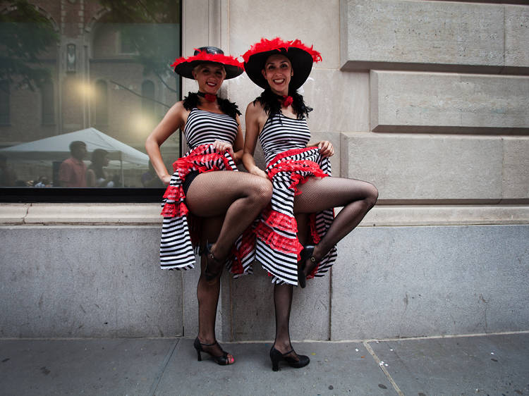 Photos: Bastille Day on 60th Street 2012