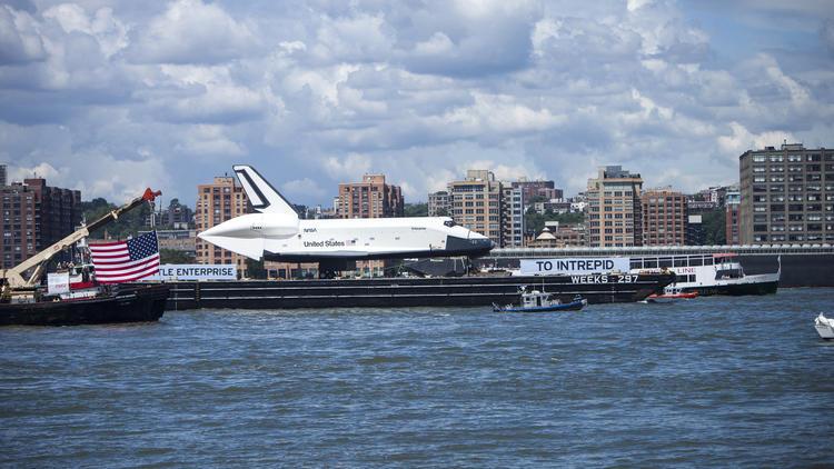 The Enterprise Shuttle