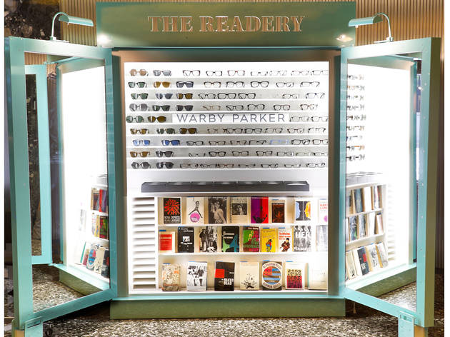 Warby Parker Readery pop-up (CLOSED)