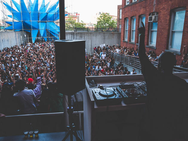 Warm up the dance floor at MoMA PS1