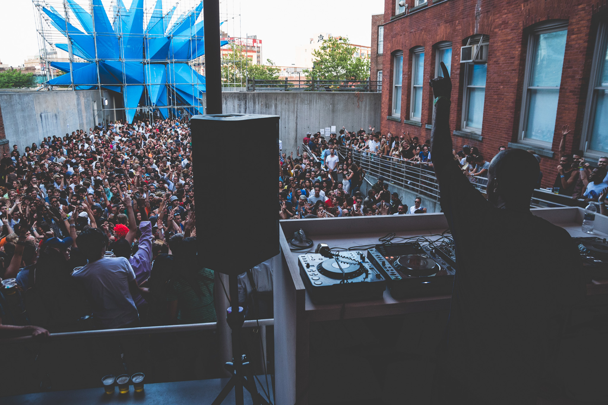 Warm Up at MoMA PS1