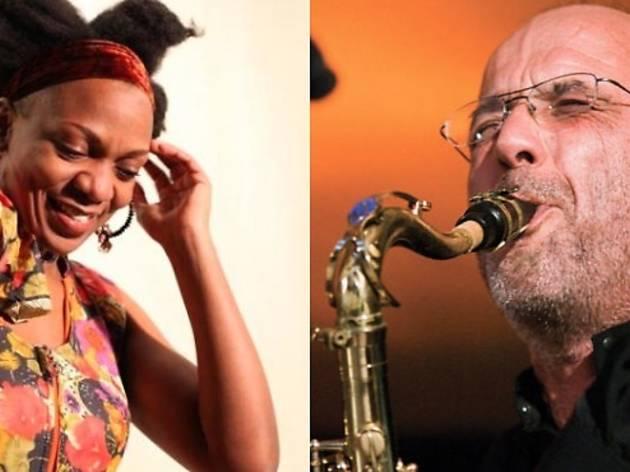 Maryse NGalula & Jean-Rémy Guédon