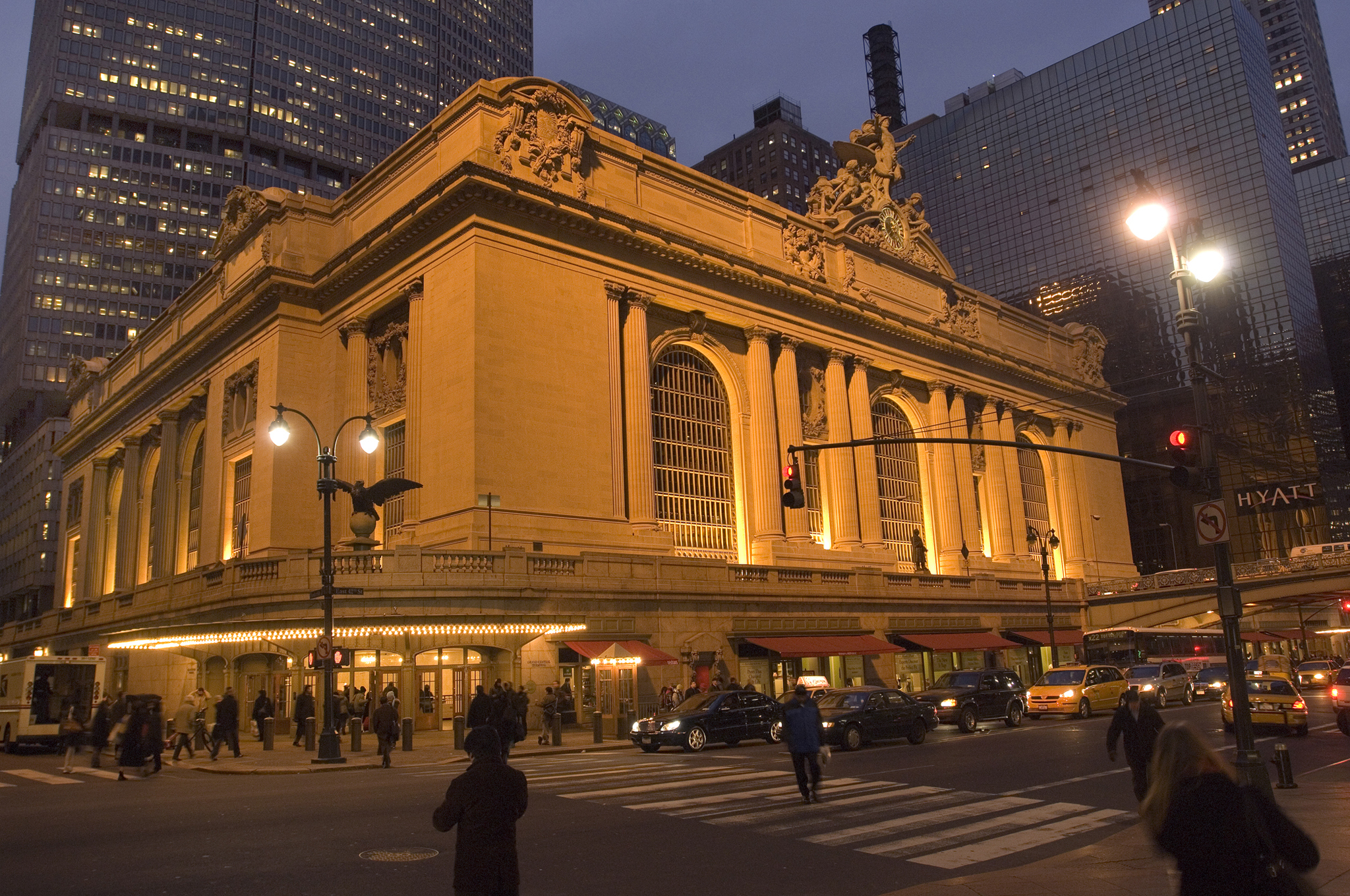 Grand Central Terminal, Main Concourse